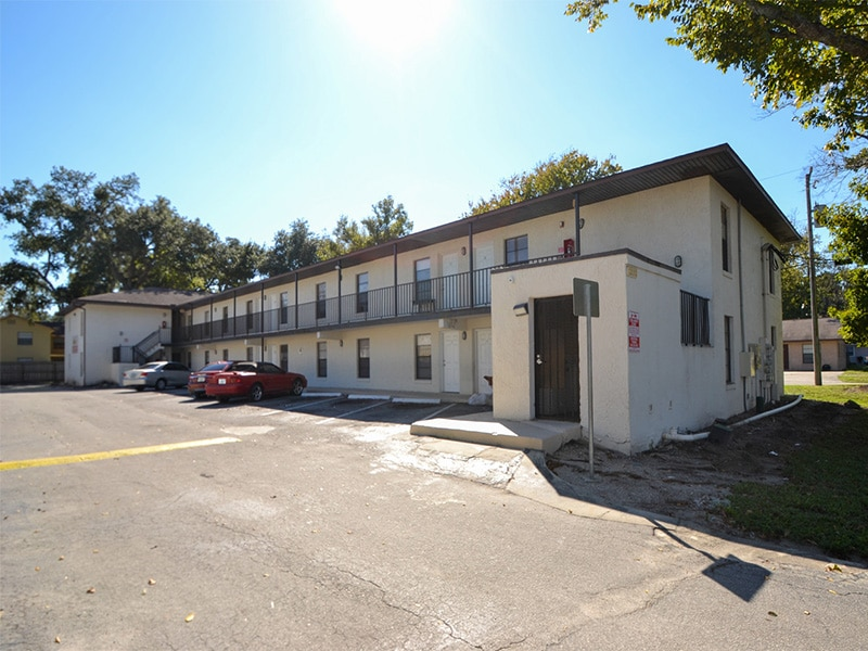 Cypress Point Apartments – מולטי פמילי 42 יח' דיור